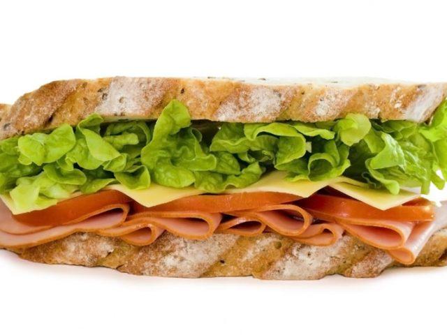 Sample Sandwich